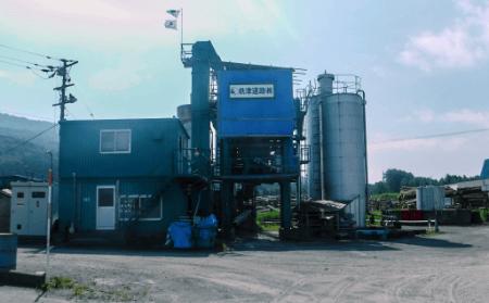 アスファルト合材の製造販売